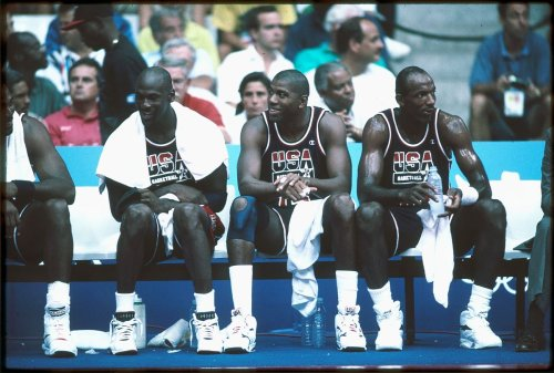 Michael Jordan Told Teammates Privately Clyde Drexler Was Just as Good As Him but Didn't 'Know How to Play the Game'
