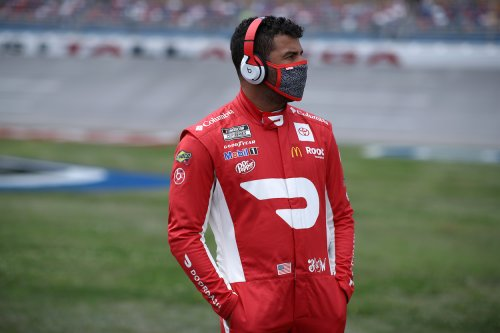 Bubba Wallace Opens Up and Addresses Challenges of Dealing With His Mental Illness on Daily Basis