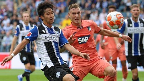 Bundesliga: Arminia Bielefeld - TSG 1899 Hoffenheim 0:0, 5. Spieltag