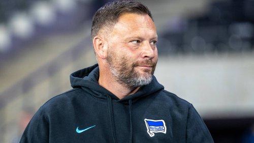 """Herthas Trainer Dardai: """"Haben verdient gewonnen"""""""