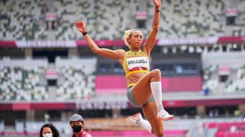 Leichtathletik: Mihambo mit Nerven aus Stahl zu Olympia-Gold