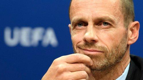 UEFA stoppt juristische Schritte gegen Super-League-Clubs
