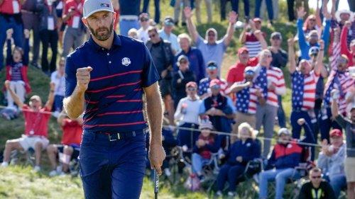 Golf, Ryder Cup: USA dominieren Europa zum Auftakt deutlich
