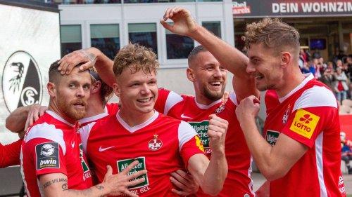 """1. FC Kaiserslautern knackt Rekord und zieht den """"Joker"""""""