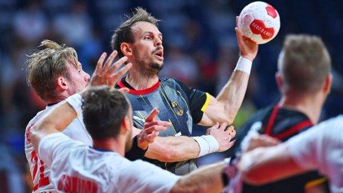 Handball: Deutschlands Männer bei Olympia auf Viertelfinal-Kurs