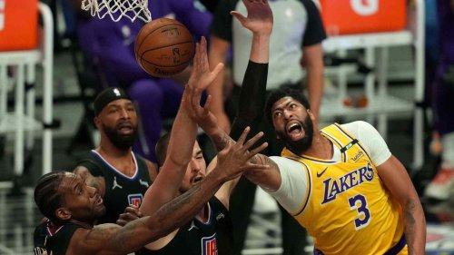 NBA - Los Angeles Lakers verlieren und bangen