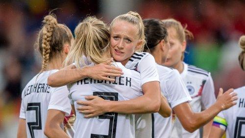 Deutschland mühelos gegen Bulgarien - die Tore
