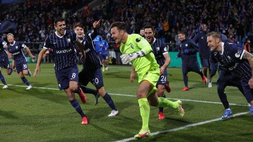 DFB-Pokal, 2. Runde: VfL Bochum gegen FC Augsburg: 5:4 n.E.