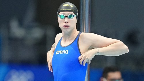 Sarah Köhler schwimmt über 1.500 m zu Olympia-Bronze