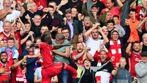 Premier League: FC Liverpool nach Sieg gegen Crystal Palace Tabellenführer