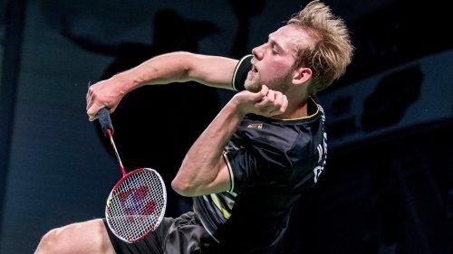 Badminton-WM: Deutsches Team verliert zum Auftakt