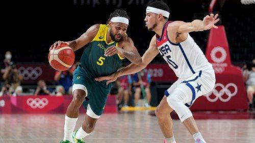 Basketball - US-Stars zeigen Australien die Grenzen auf