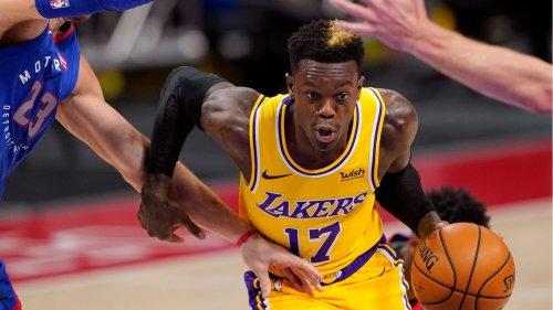 NBA: Schröder erneut auf Gesundheitsprotokoll - Lakers ver