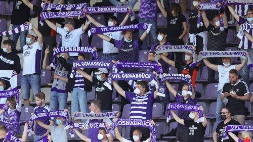 VfL Osnabrück träumt vom lila-weißen Pokalwunder