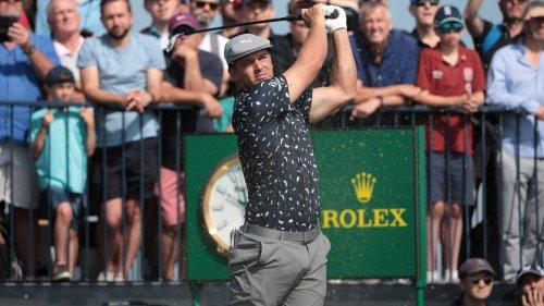 Regelbremse für die Kraftprotze im Golfsport