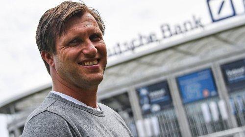 Eintracht Frankfurt: Sportvorstand Krösche fordert volle Stadien