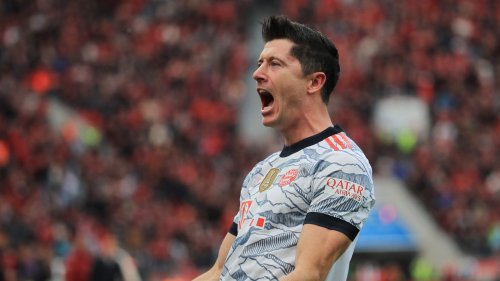 Bayer Leverkusen gegen FC Bayern München: 1:5, 8. Spieltag