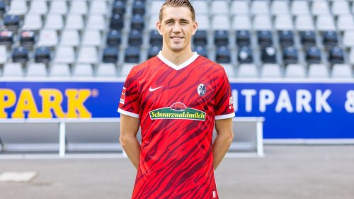 Petersen hatte Sorgen wegen des Freiburger Stadionneubaus