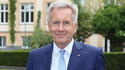 Hörmann-Nachfolge: Ex-Bundespräsident Wulff leitet DOSB-Findungskommission