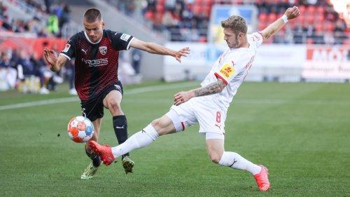 2. Bundesliga: FC Ingolstadt 04 gegen Holstein Kiel: 1:1, 10. Spieltag