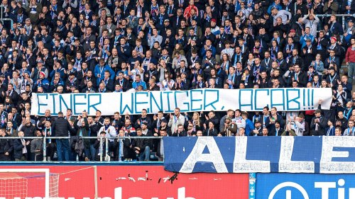 Hansa Rostock: DFB ermittelt, scharfe Worte von Grote an Club