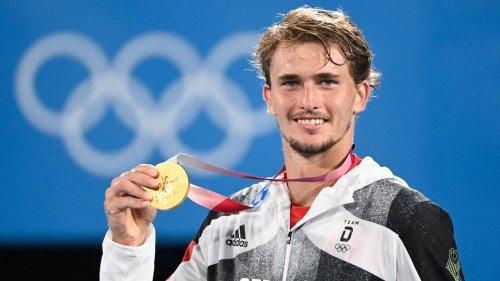 Olympiasieger! Zverev holt Gold und schreibt Tennis-Geschichte