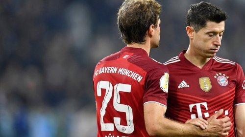 Borussia Mönchengladbach gegen Bayern München - die Zusammenfassung
