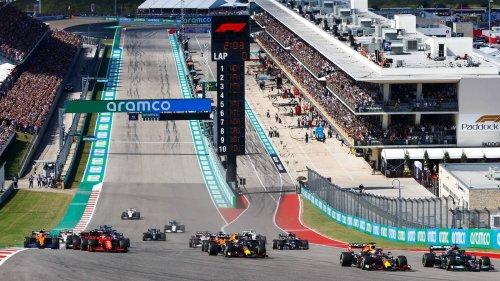 Formel 1, Austin: Verstappen rettet knappen Vorsprung ins Ziel