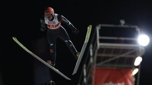 Skispringen - Geiger und Eisenbichler patzen in Qualifikation