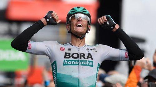 Deutschland-Tour: Politt gewinnt dritte Etappe und übernimmt Rot