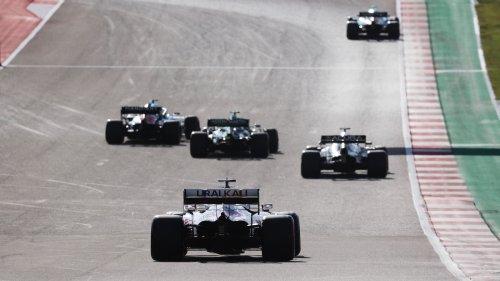 Max Verstappen fährt in Austin auf die Pole Position