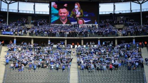 Hertha BSC will am 3G-Prinzip festhalten