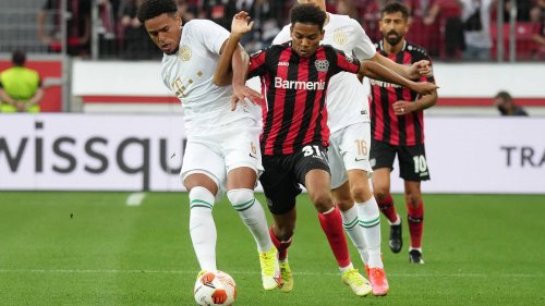 Europa League: Leverkusen siegt hauchdünn gegen Ferencvaros Budapest