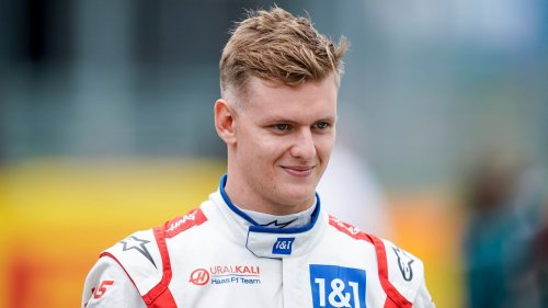 Offiziell: Schumacher auch 2022 bei Haas