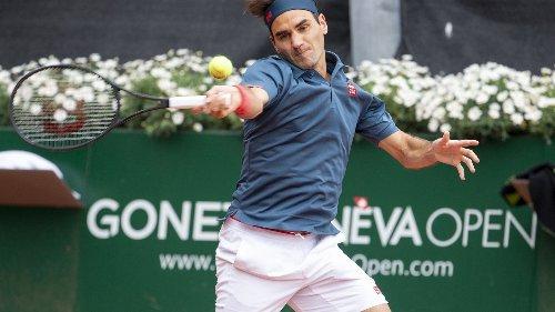 Tennis: Federer scheidet in Genf gleich aus