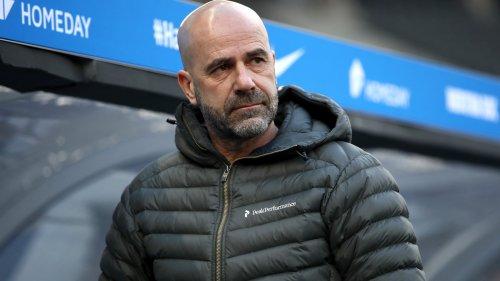 DFB zeichnet Ex-Bayer-Trainer Peter Bosz mit Fair-Play-Medaille aus
