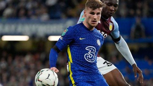 Englischer Liga-Cup: Werner trifft für Chelsea - Aus für Manchester United
