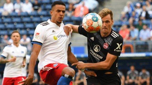 2. Bundesliga: Hamburger SV gegen 1. FC Nürnberg - die Zusammenfassung