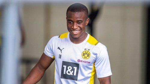 Borussia Dortmund will Toptalent Moukoko nicht verleihen