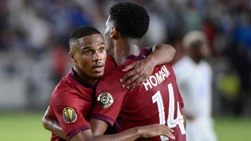 Gold Cup - Katar als Gruppensieger weiter