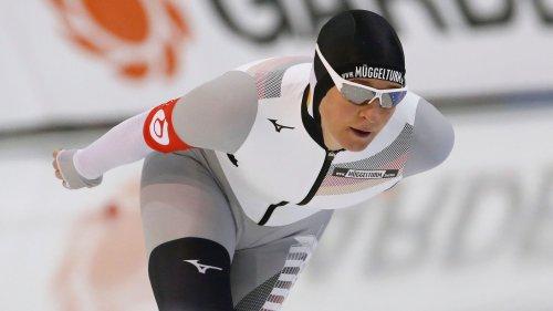 Eisschnelllauf: Claudia Pechstein peilte achte Olympische Winterspiele an