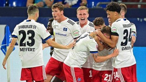 Traumeinstand für Tim Walter: HSV-Coach wird für Mut belohnt