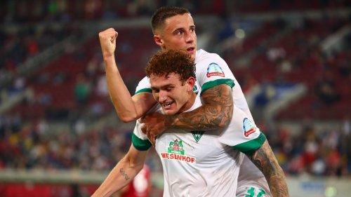 Fortuna Düsseldorf gegen SV Werder Bremen: 2:3, 2. Spieltag