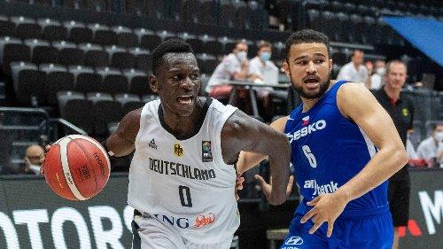 Deutsche Basketballer überzeugen gegen Tschechien