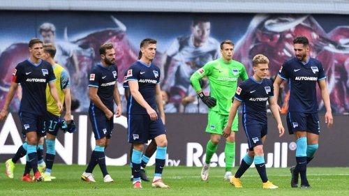Warum sich Hertha BSC in Leipzig blamierte