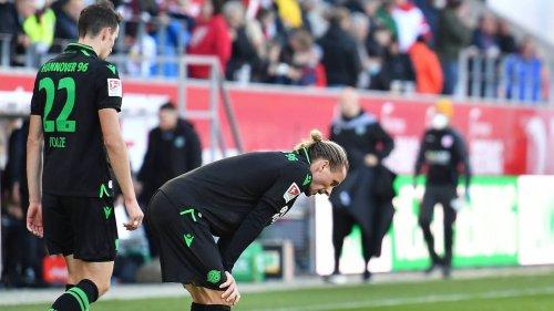 Jahn Regensburg gegen Hannover 96 - die Zusammenfassung