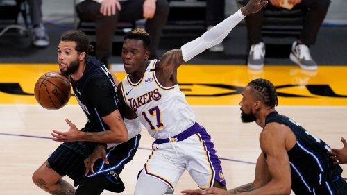 Basketball, NBA: Lakers gewinnen auch ohne ihre Stars