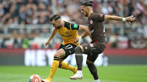 Dynamo hofft gegen St. Pauli auf Revanche
