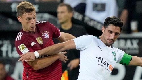 Bayern München gegen Borussia Mönchengladbach im DFB-Pokal