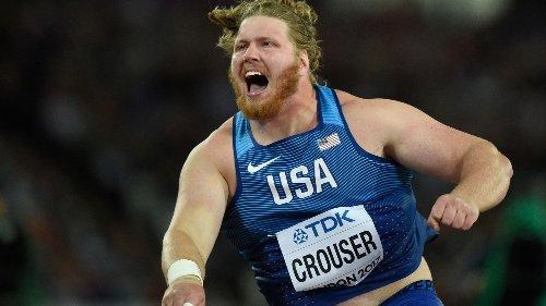 Kugelstoßer Crouser knackt Uralt-Weltrekord